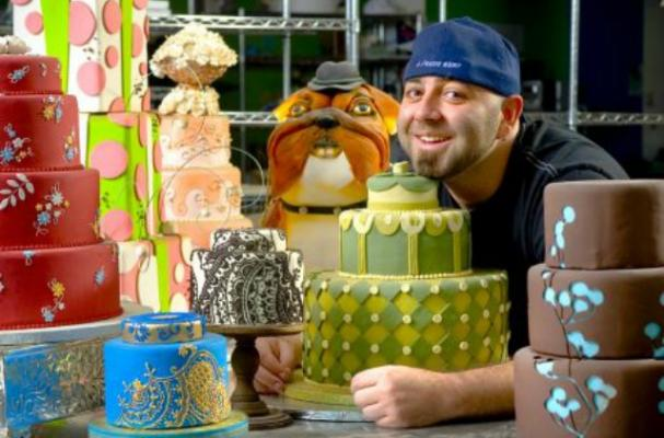 Duff Goldman: I Hate Fondant
