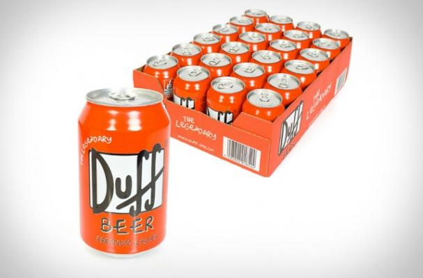 Homer Simpson's Favorite Drink Comes to Life