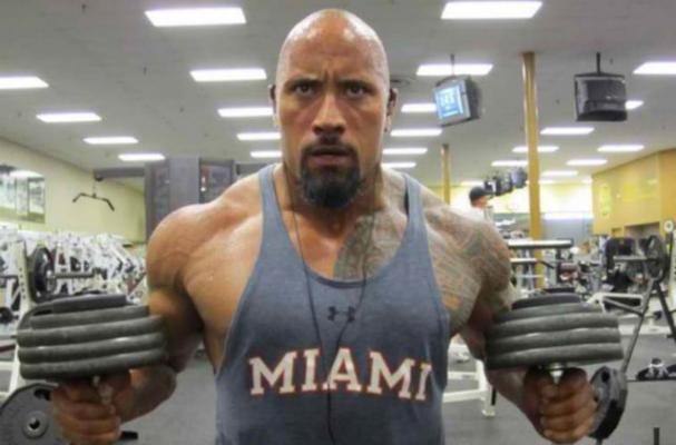 Dwayne Johnson Talks 'Hercules' Diet