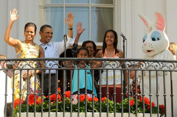 Families to Learn From White House Chefs at Annual Egg Roll
