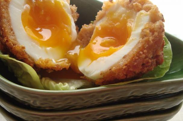 Foodista | Vegetarian Scotch Eggs