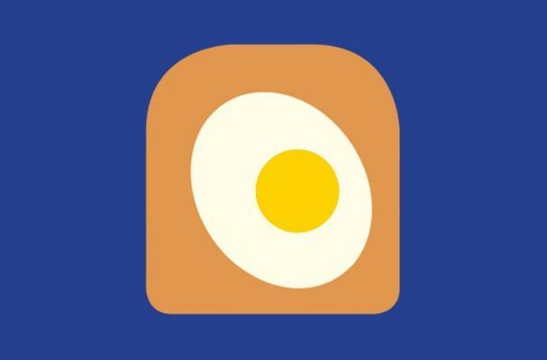 Minimalist Vector Food Drawings