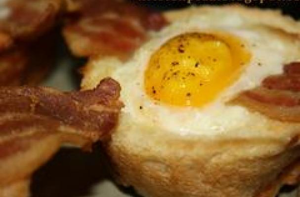Excellent Egg Toast Cups
