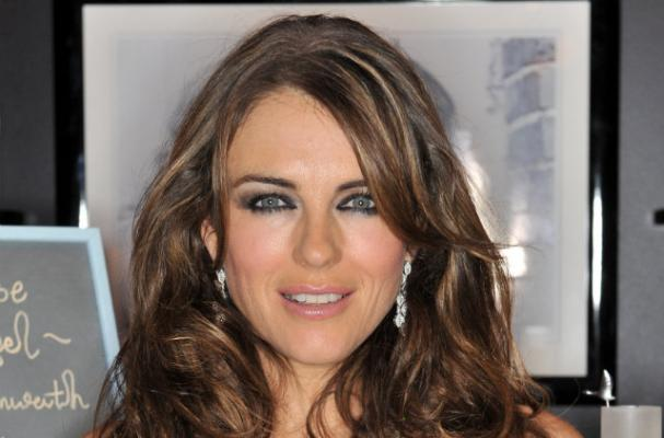 Elizabeth Hurley Insists she is Still Organic Farming