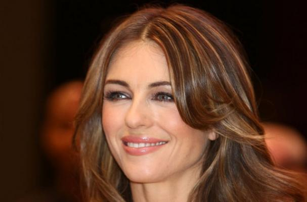 Elizabeth Hurley Shares Healthy New Year's Resolution