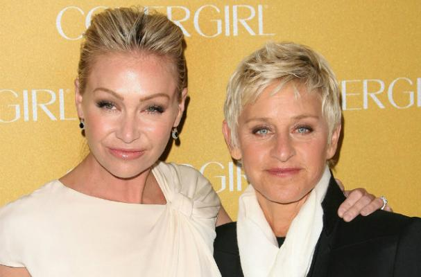 Is Portia de Rossi Concerned About Ellen's Vegan Diet?