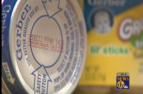 Foodista Expired Baby Food May Soon Be Banned From Stores