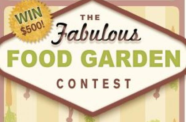 Fabulous Food Garden Contest