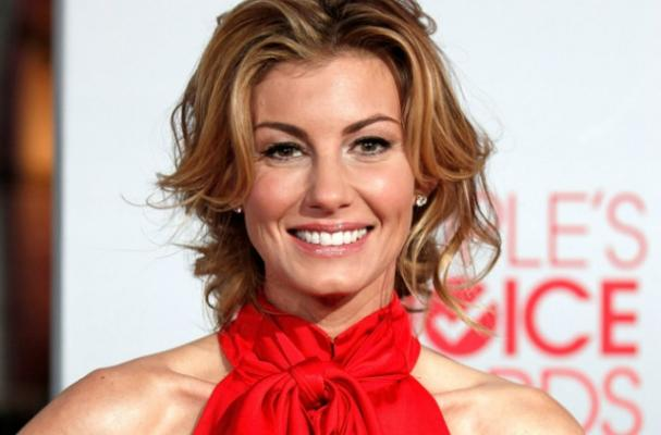 Faith Hill Doesn't Diet