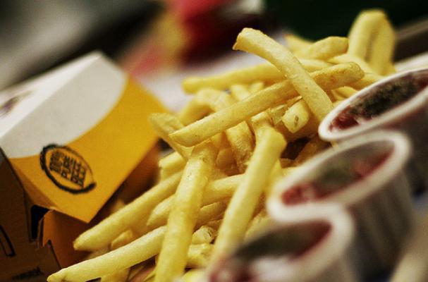 Fast Foods Near Y Residence Newyork