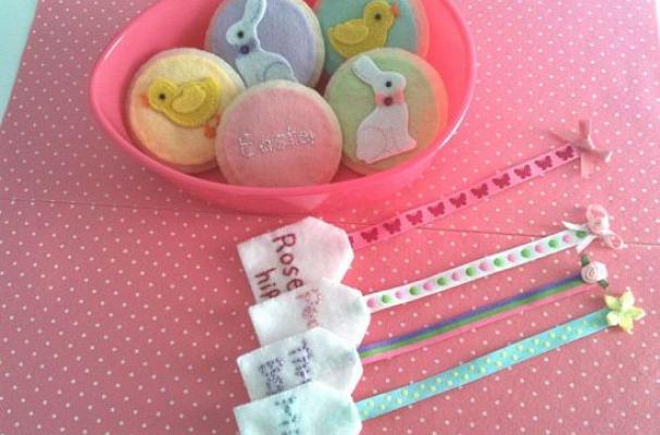 Felted Easter