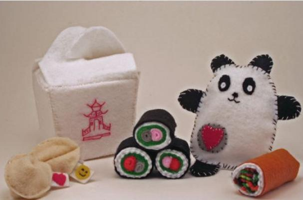 felted Chinese