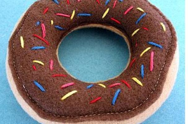 Felted Donut