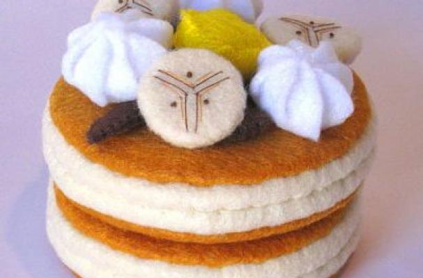 Felted Pancakes