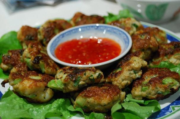 Lent-Friendly Recipe: Thai Fish Cakes