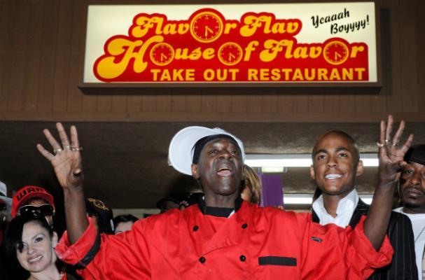 Flavor Flav Shuts Down Las Vegas Restaurant