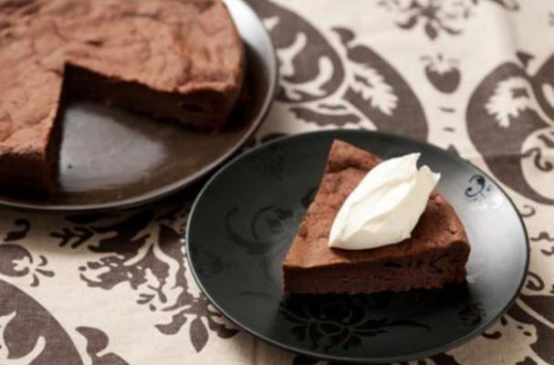 Flourless Chocolate Cake is a Sweet Valentine's Day Treat