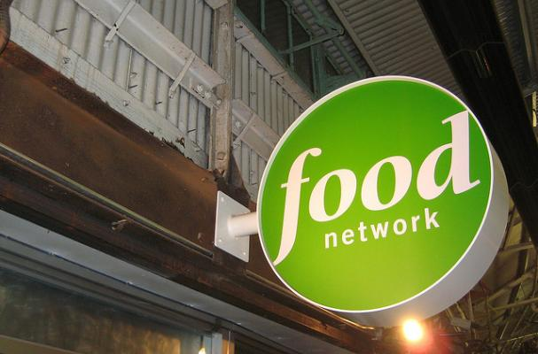 The Food Network Announces New Shows for 2012