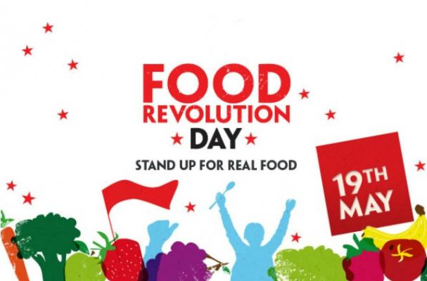 Jamie Oliver Announces Food Revolution Day and Family Toolkit