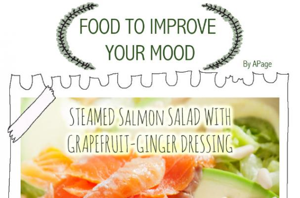 Infographic: More Foods to Improve Your Mood