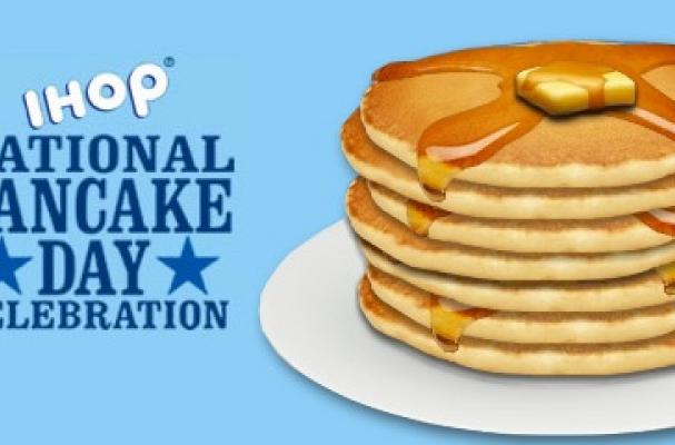 Free IHOP Short Stacks