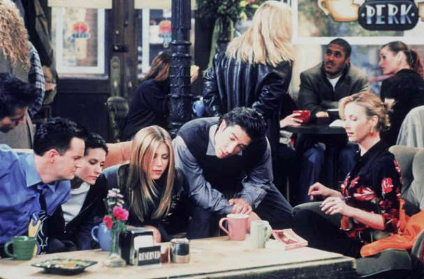 'Friends' Characters Would Likely Have Died for Over Consuming Coffee