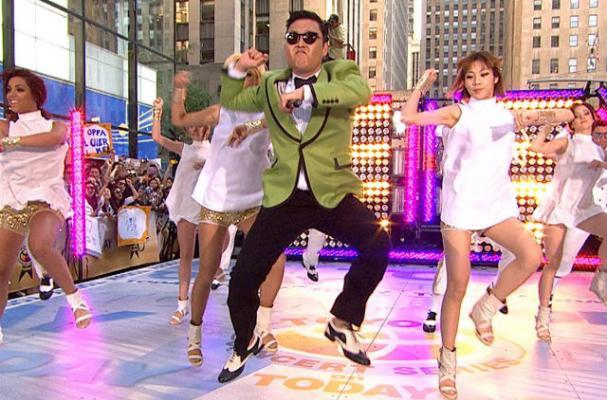 LA Restaurant Renames Itself Gangnam Style