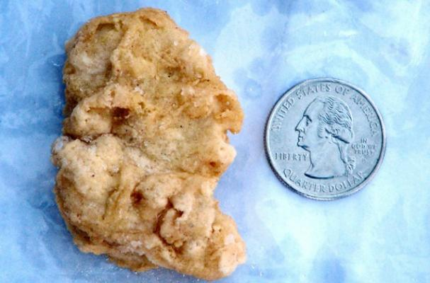 George Washington Chicken McNugget Sells for $8,100