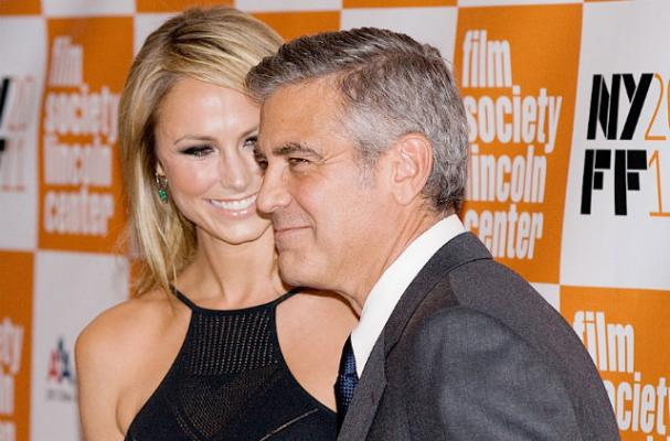 George Clooney and Stacy Keibler to Star in New Tequila Commercial