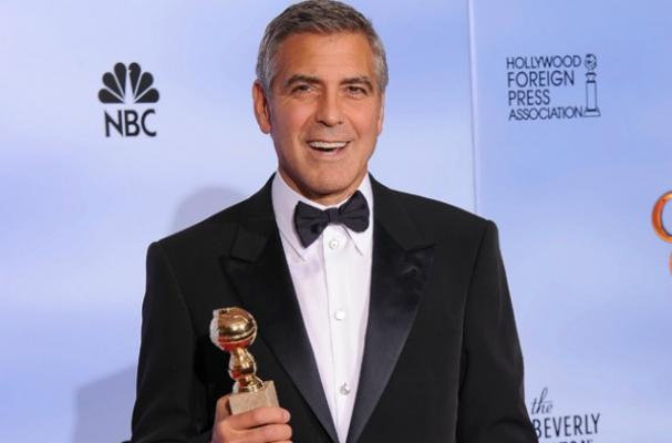 George Clooney Quits Drinking