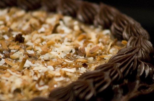 Easy German Chocolate Cake From Scratch