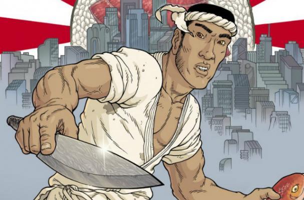 Anthony Bourdain's 'Get Jiro' Makes Best Sellers List