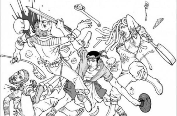 Get Jiro anthony bourdain graphic novel