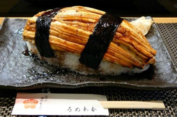 Jumbo-Sized Sushi