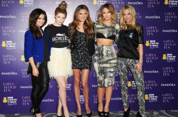 Cheryl Cole Talks Girls Aloud Eating Habits