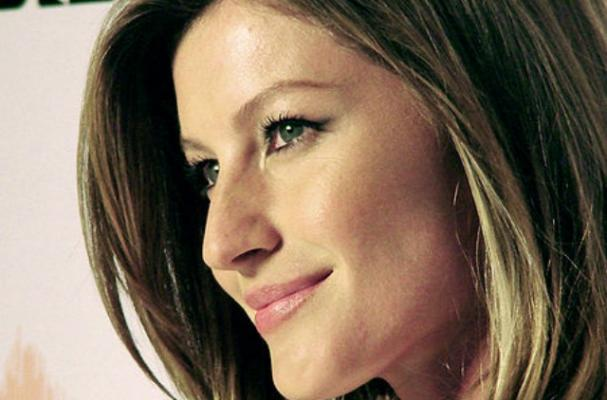 Gisele Bundchen has Moment of Silence Before Eating Meat