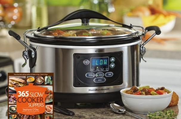 Foodista Slow Cooker Giveaway