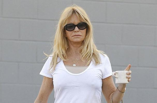 Goldie Hawn Shares How She Stays Fit at 67