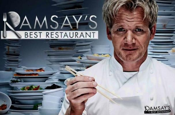 Ramsay S Kitchen Nightmares Staged