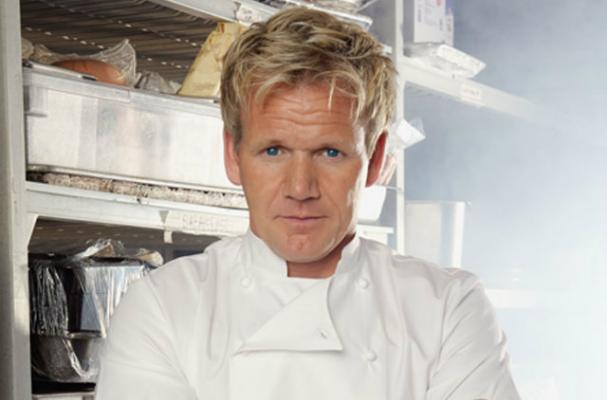 Gordon Ramsay Offered $25,000 to Yell Profanities at Fan