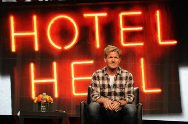 Gordon Ramsay Hotel Hell Make Over Room