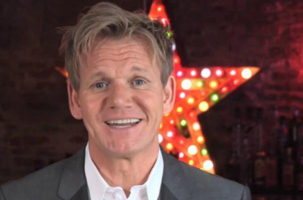 Gordon Ramsay to Produce Restaurant Drama on NBC