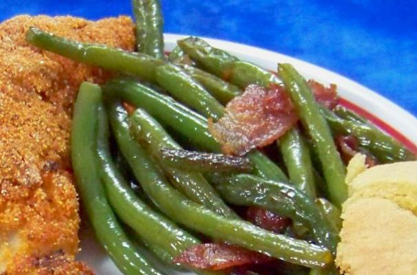 Green beans southern style