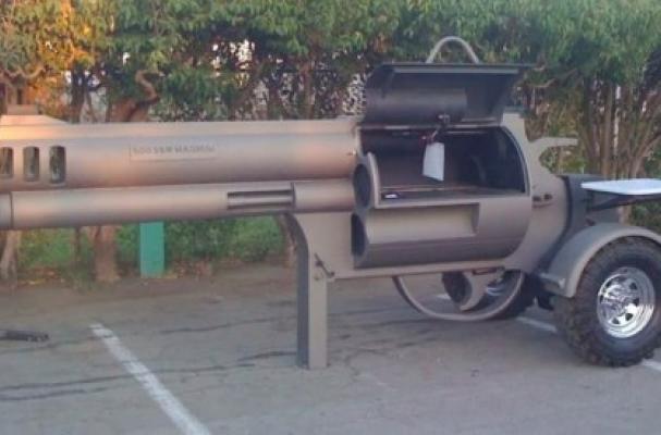 Revolver Grill