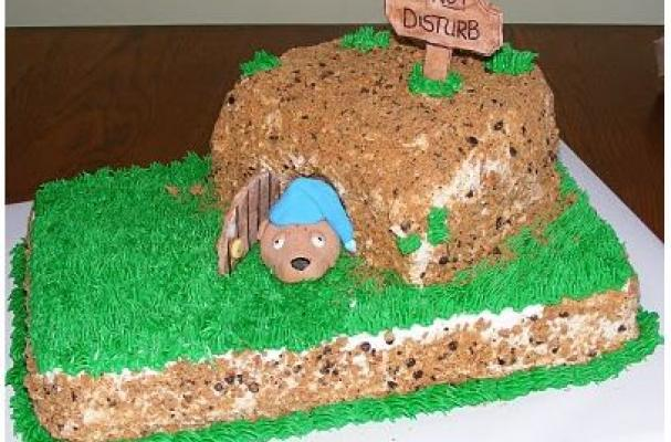 Foodista | Make A Cake For Groundhog Day