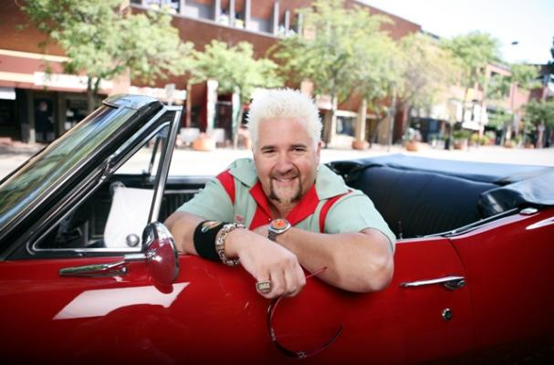Guy Fieri to Host Brew B'Que at LA Food and Wine Show