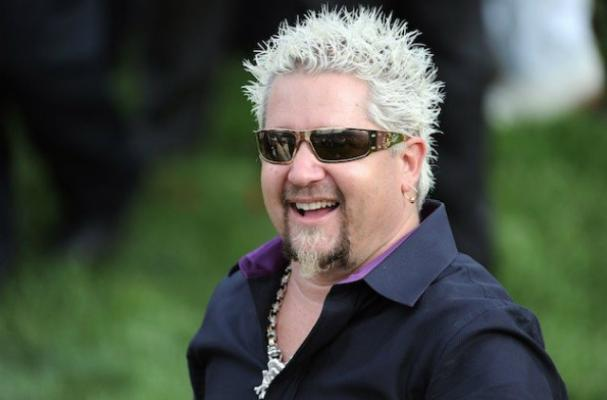 Guy Fieri to Open 15 College Campus Restaurants