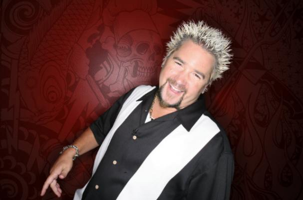 Guy Fieri Talks Organic Gardening