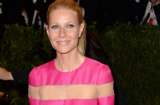 Gwyneth Paltrow Wants to Open a Pop-Up Restaurant in London