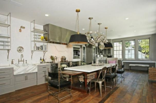 Celebrity Kitchens: Gwyneth Paltrow and Chris Martin
